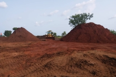 Bulk Sample Stockpiles