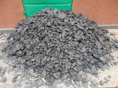 Saprolite +25mm manganese ore washed